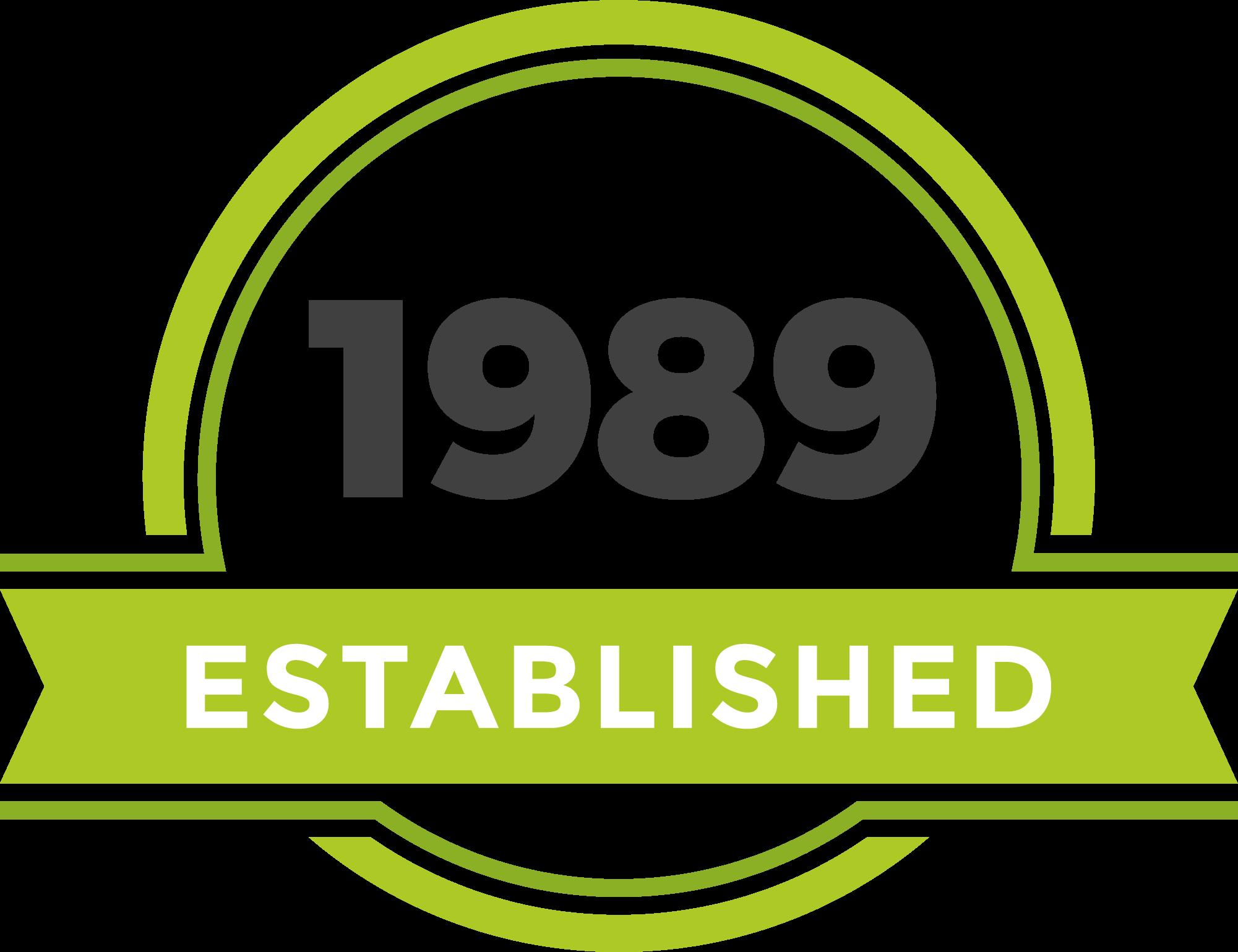 Established 1989